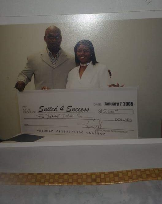 Shara Mondy and Tommy Ford Suited 4 Success